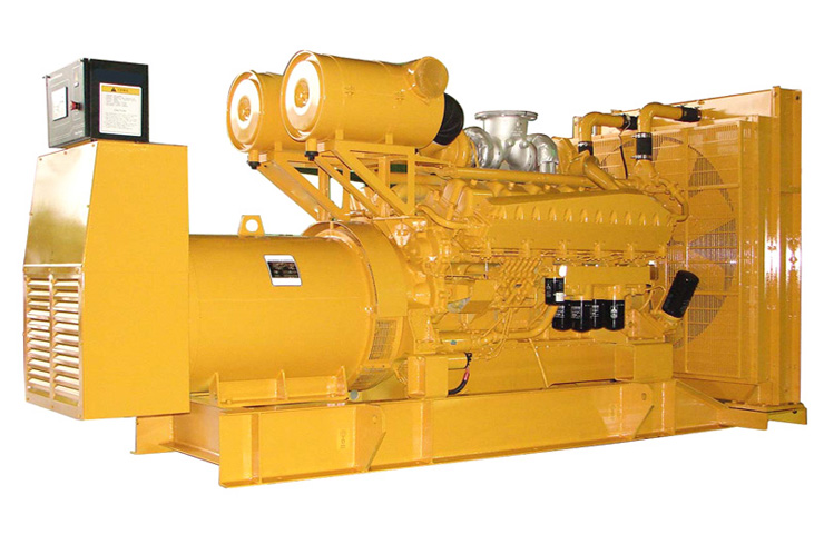 Generator Set Powered-by Mitsubishi Engine 750kVA