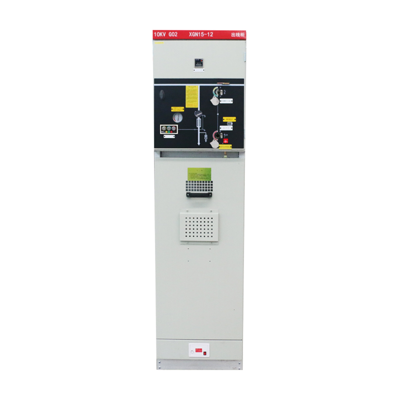 Module-type Switchgear Cabinet XGN with SF6 for Ring Network