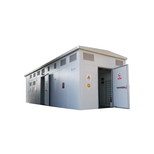 Unattended Prefabricated Substation